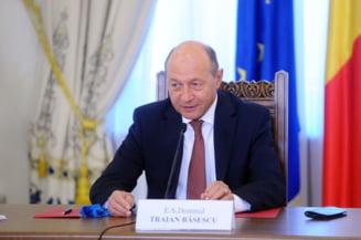 Traian Basescu nu are ce sa-si reproseze (Opinii)