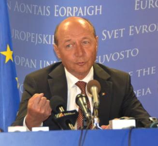Traian Basescu nu doarme (Opinii)