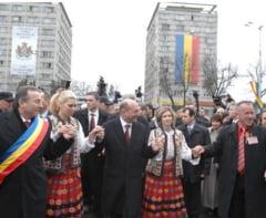 Traian Basescu nu participa la festivitatile de Ziua Unirii de la Iasi si Focsani