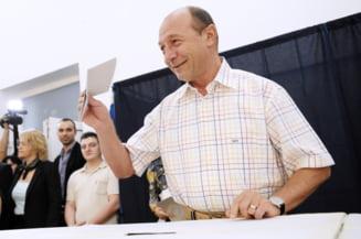 Traian Basescu numara etajele (Opinii)