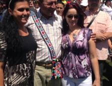 Traian Basescu participa la Sambra Oilor de la Certeze, Satu Mare