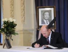 Traian Basescu participa la inmormantarea lui Vaclav Havel