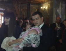 Traian Basescu petrece la botez: E nascuta de ziua mea!