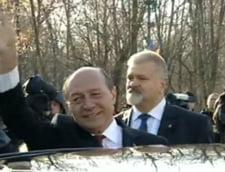 Traian Basescu plecare