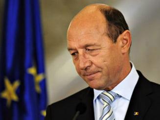 Traian Basescu s-a saturat de Cotroceni (Opinii)