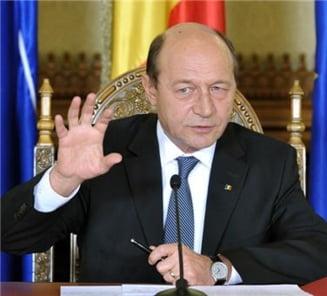 Traian Basescu se intalneste joi cu delegatia comuna a FMI, UE si BM