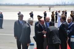 Traian Basescu se intalneste marti cu presedintele Republicii Peru (Video)