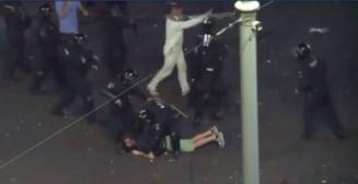 """Traian Basescu si Ioan Rus il decorau pe """"macelarul"""" din Piata Victoriei, la cateva luni de la protestele din ianuarie 2012!"""