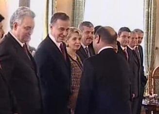 Traian Basescu si Mircea Geoana au facut blat pentru Cotroceni?