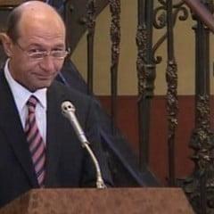 """Traian Basescu sustine ca justitia a devenit """"aproape un lux"""""""