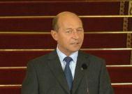 Traian Basescu va depune luni juramantul de investire