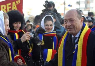 Traian Basescu va deveni cetatean al Republicii Moldova