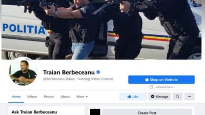 Traian Berbeceanu dă în judecată Facebook. Ce a pățit fostul șef al BCCO Alba și prefect al Capitalei