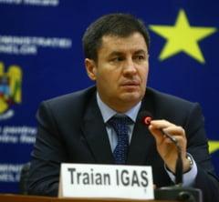 Traian Igas ramane senator de Arad. BEC a respins contestatia USL