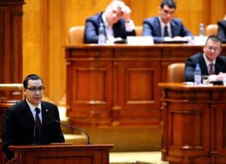 Traian Ungureanu: Ponta e om de dreapta, il asteptam in Miscarea Populara