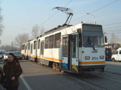Tramvaiele 16 si 36 circula sambata pe trasee modificate