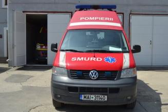 Tramvaiele sunt blocate pe Soseaua Stefan cel Mare din Bucuresti dupa un accident