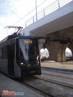 Tramvaiul 41 va fi deviat timp de 16 luni pentru lucrari la metroul din Drumul Taberei