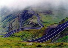 Transfagarasanul, ales cel mai frumos drum din lume