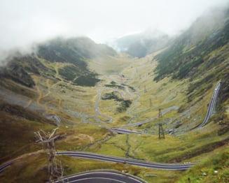 Transfagarasanul, din nou in topul celor mai frumoase drumuri din lume