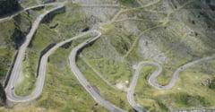 Transfagarasanul, in topul celor mai spectaculoase trasee rutiere