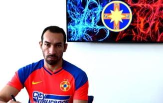 Transfer de răsunet la FCSB. A semnat jucătorul care a luat patru titluri consecutive cu CFR Cluj