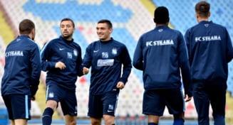 Transfer de rasunet la Steaua: Cu ce atacant de top negociaza Reghecampf