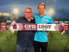 Transfer de top reusit de CFR Cluj - oficial