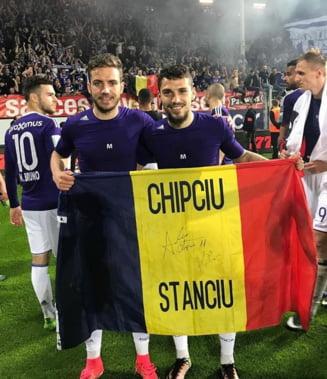 Transfer de ultima ora: Chipciu, cedat de Anderlecht la Sparta Praga