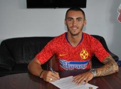 Transfer de ultima ora la FCSB: A semnat un mijlocas portughez!