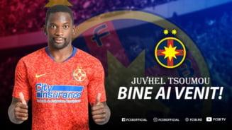 Transfer de ultima ora la FCSB: A venit un atacant congolez