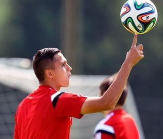 Transfer important la CFR Cluj: Cel mai tanar fotbalist din istoria nationalei, asteptat in Gruia