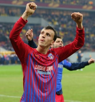 Transfer istoric in Liga 1: Steaua l-a vandut pe Chiriches!