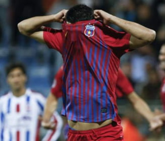 Transfer misterios la Steaua