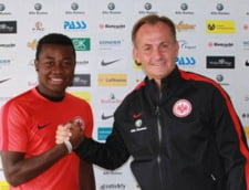 Transfer neasteptat in fotbalul european: Eintracht Frankfurt l-a legitimat pe... Nelson Mandela!