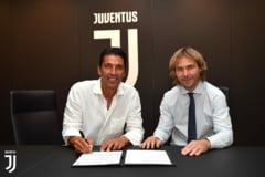 Transfer spectaculos pentru Buffon: La 41 de ani a semnat cu Juventus!
