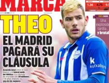Transfer surpriza la Real Madrid: Ii va plati clauza de reziliere