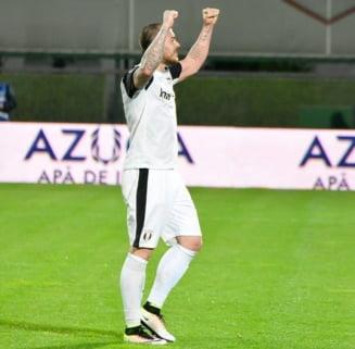 Transferul lui Alibec la Steaua, in impas: Cei de la Astra nu au semnat contractul