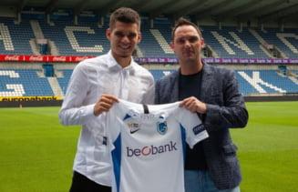 Transferul lui Ianis Hagi, anuntat oficial: Cum l-au descris belgienii (Video)