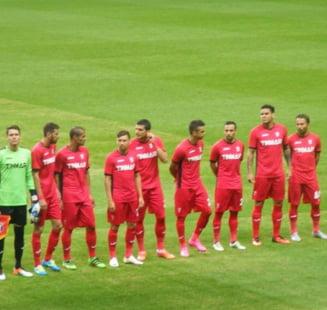 Transferurile Stelei, in impas: Gigi Becali nu se intelege cu jucatorii Astrei