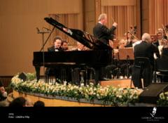 Transmisiuni online gratuite din cadrul Festivalului si Concursului Enescu - lucrari clasice, iubite de publicul larg