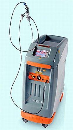 Transpiratia excesiva, calmata cu laser