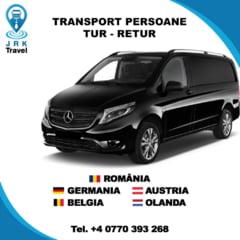 Transport Persoane Germania-Olanda-Belgia - JRK Travel
