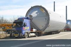 Transport agabaritic pe ruta Buzau - Slobozia - Constanta