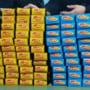 Transport cu 1.700 obiecte pirotehnice, oprit in trafic de politisti. Marfa a fost confiscata