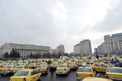Transportatorii COTAR blocheaza si astazi Bucurestiului: Nu renuntam la protest. Dati ordonanta sau revenim saptamanal!