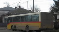 Transportatorii de persoane au fost amendati pentru nereguli