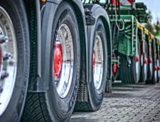 Transportatorii sustin ca autoritatile din Belgia si Franta sechestreaza camioane romanesti