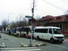 Transportatorii vor paraliza transportul in judet