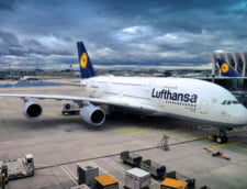 Transportul aerian in Europa, perturbat de grevele din Franta si Germania